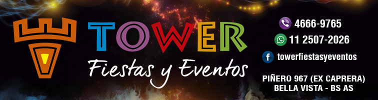 Tower Multieventos, salon de fiestas infantiles